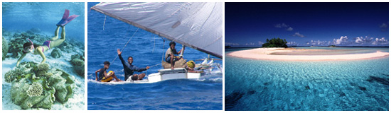 Learn to sail the South Pacific